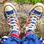 汚れた靴は運気を下げる。